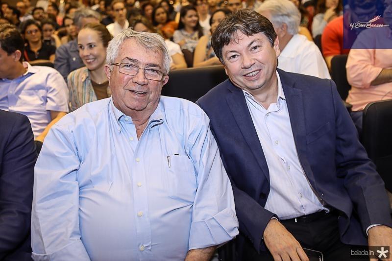 Roberto Macedo e Edgar Gadelha