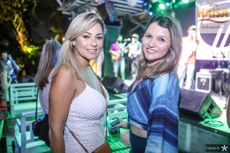 Joyce Godinho e Juliana Rocha