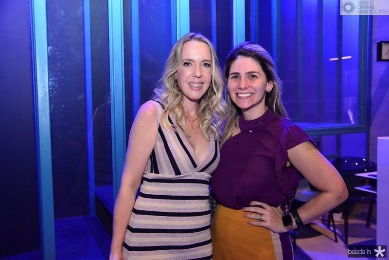 Erika Figueiredo e Nathalia da Escossia