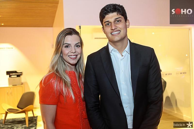 Luiza Coelho e Gercino Coelho Filho