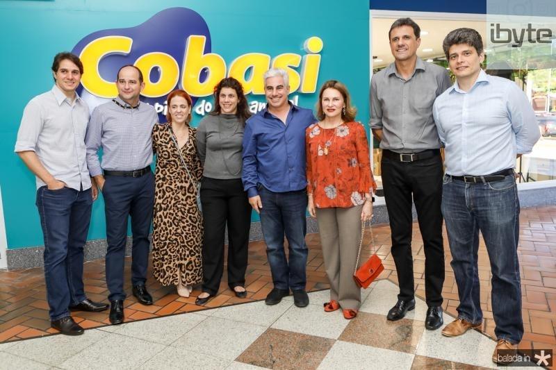 Benjamin Oliveira, Rachel Mendonça, Manoela Artigas, Ricardo Nassar, Renata Jereissati, Welington Oliveira e Fabricio Cavalcante