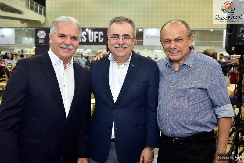 Pio Rodrigues, Assis Cavalcante, Honorio Pinheiro