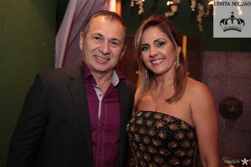 Moises e Poliana Oliveira