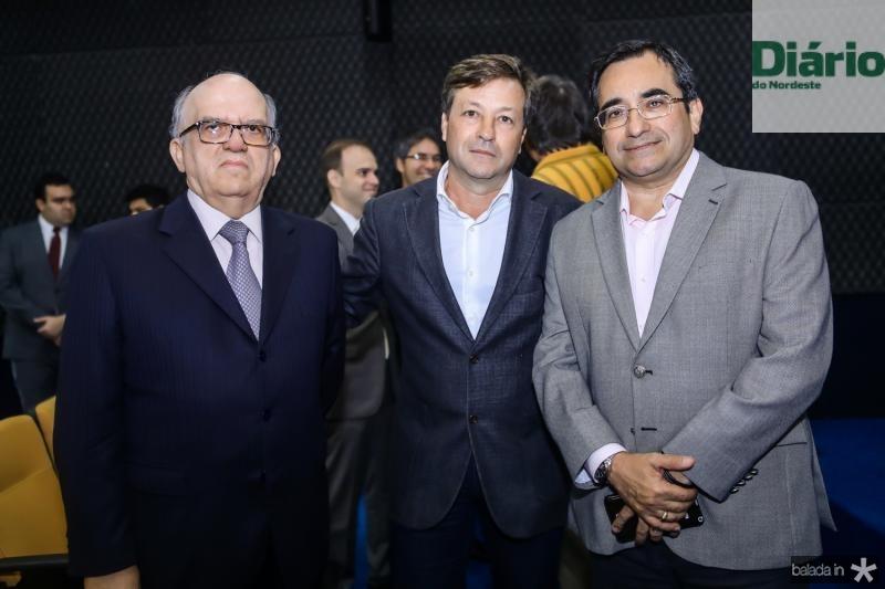 Fernando Ximenes, Fernando Alfredo e Jardson Cruz