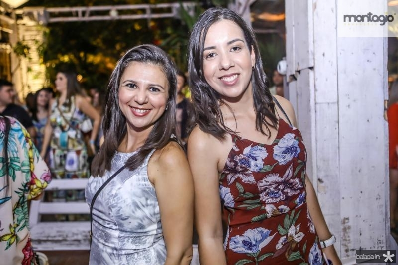 Simone Dantas e Marina Barros