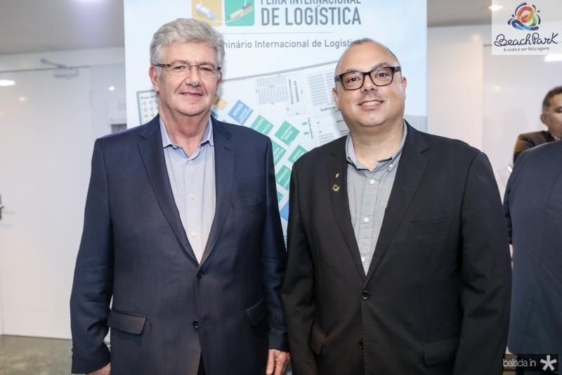 Carlos Maia e Carlos Alberto Nunes