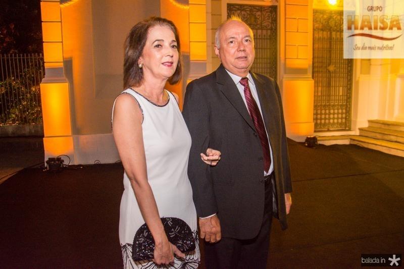 Lurdinha e Egberto Cunha