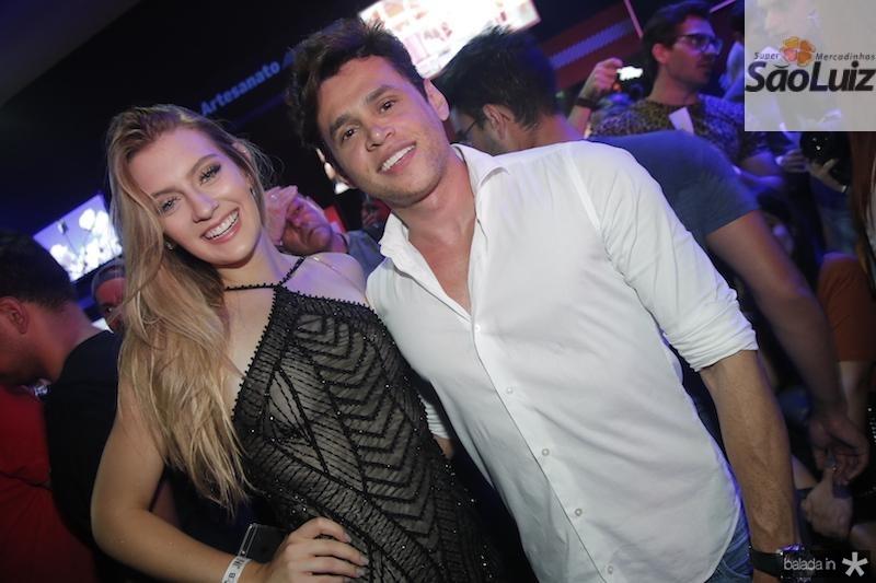 Teresa Santos e Eduardo Lima
