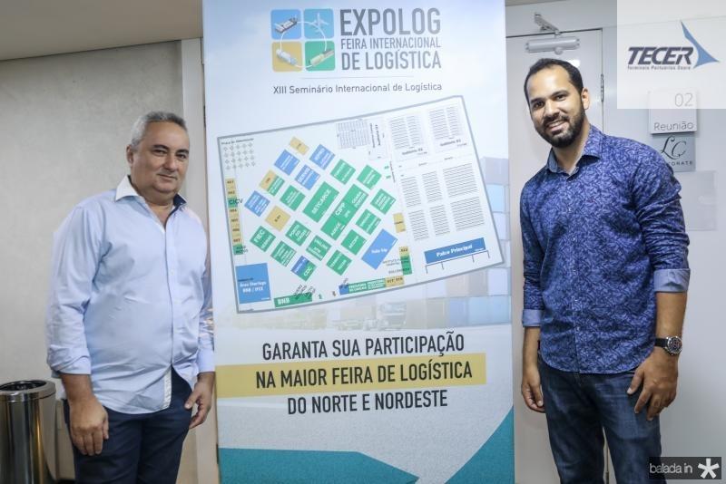 Francisco Pontes e Carlos Dourado