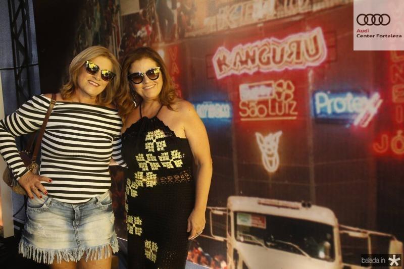 Lolo Moreira e Islane Vercosa