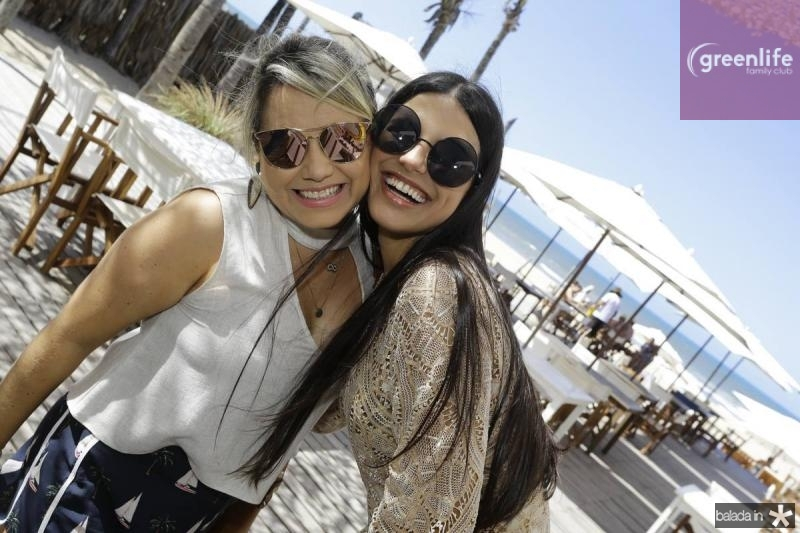 Alessandra Rosado e Juliana Melo