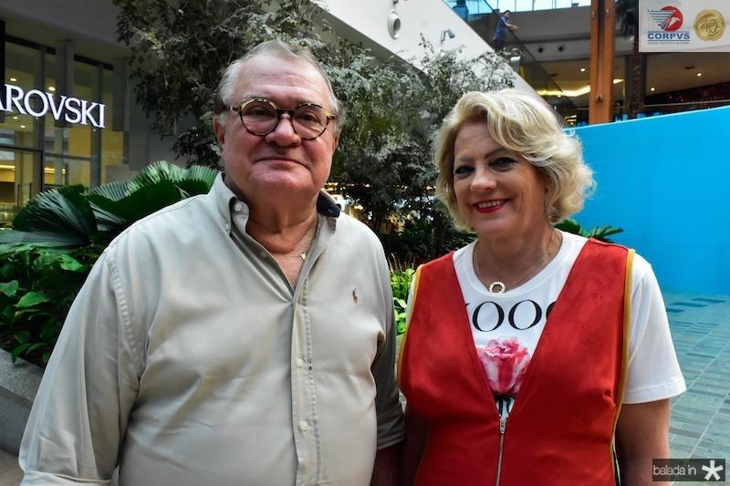 Marcos e Rosane Bandeira