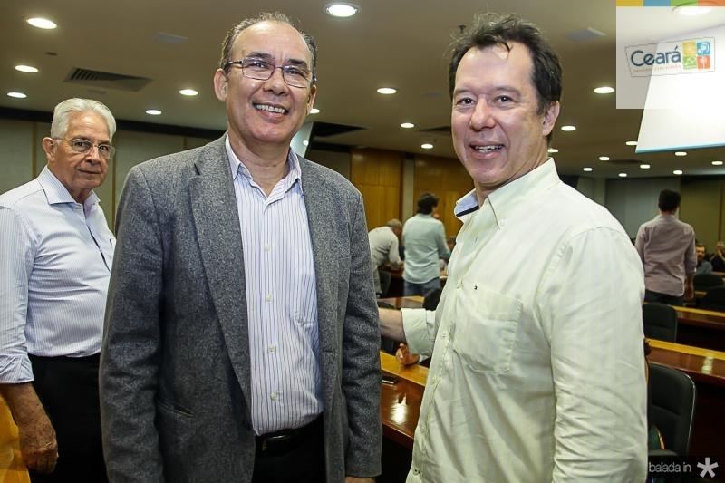 Francisco Teixeira e Carlos Fujita