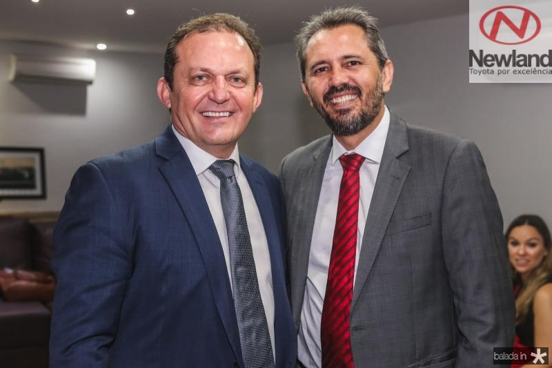 Odilon Aguiar e Eumano Freitas