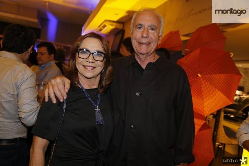 Lucinha e Jonny Wolff