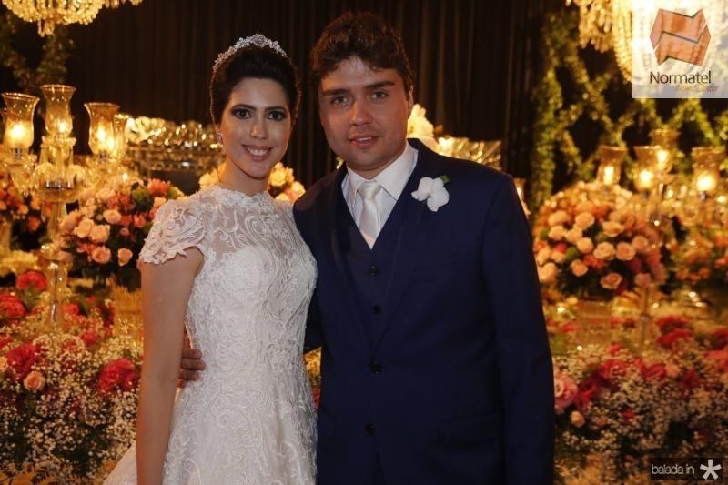 Lorena Aragao eIgor Otoch
