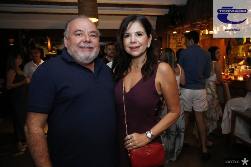 Pedro e Maria Lucia Carapeba