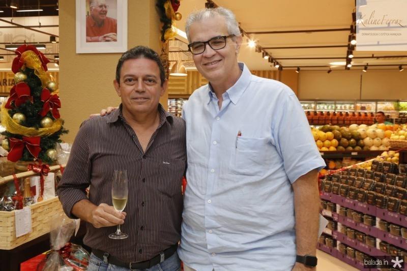 Roberto Saraiva e Jose do Egito