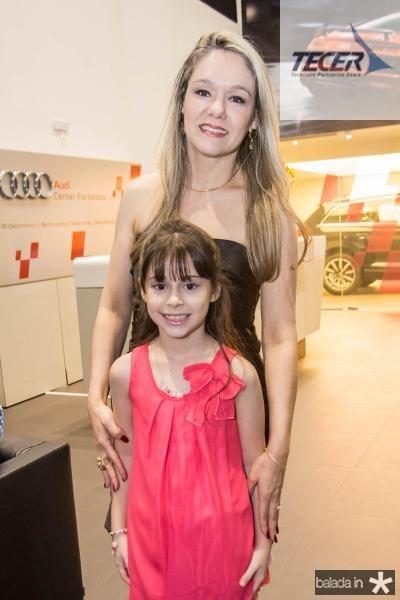 Maria Isabel e Erika Lima