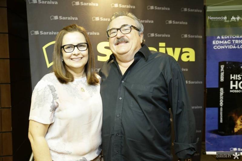 Fatima e Francisco Lima