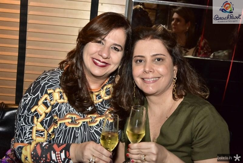 Martinha Assuncao e Claudia  Gradvohl