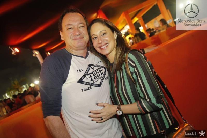 Pedro Neto e Larissa Coelho