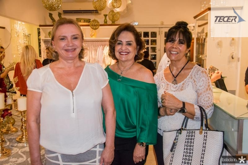 Regia Celia, Regina Correa e Vera Cabral