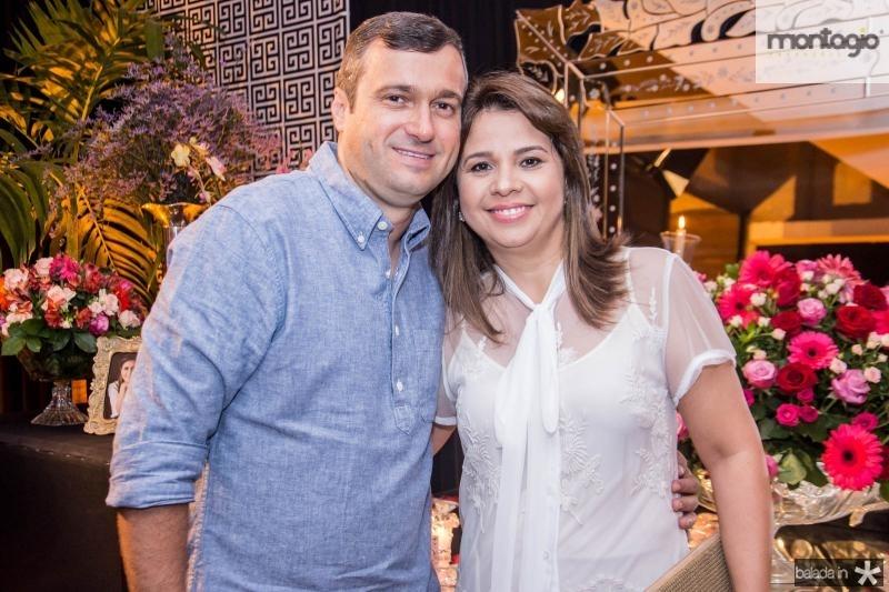 Cesar e Daniela Benevides