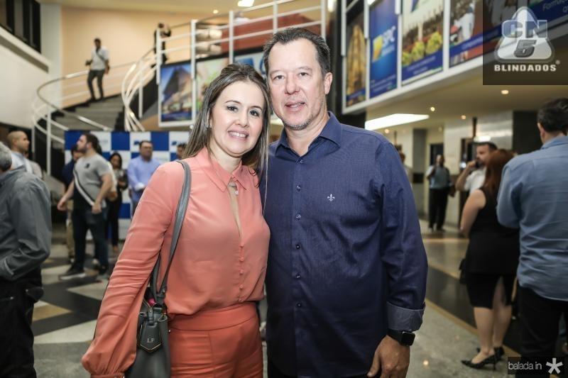 Liana e Carlos Fujita