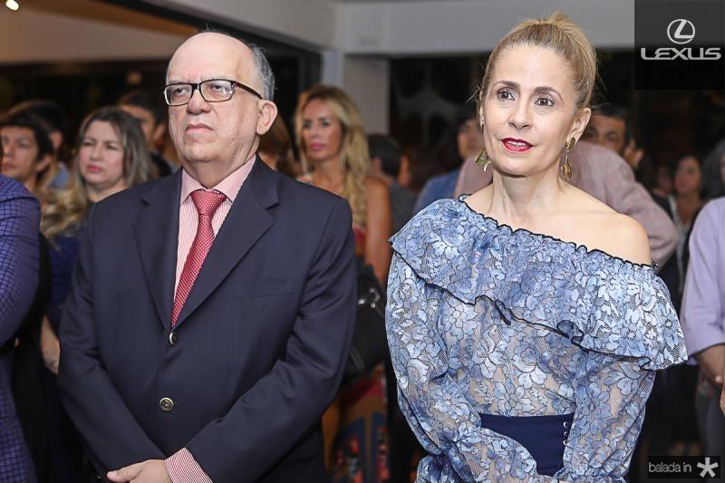 Fernando Ximenes e Tereza Ximenes