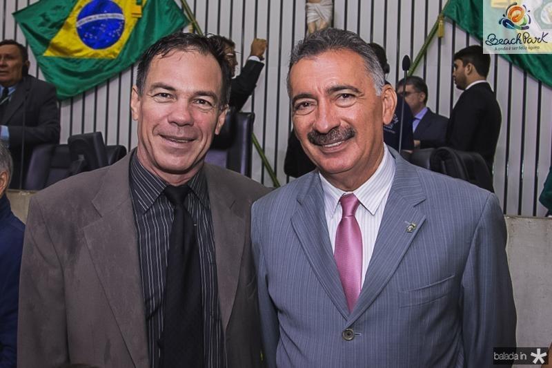 Renato Albuquerque e Artur Bruno