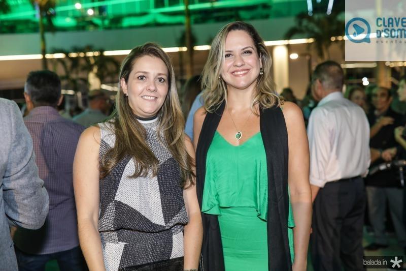 Raquel Vasconcelos e Juliana Guimaraes