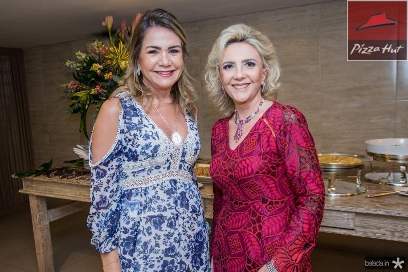 Ana Luiza Barreira e Graca da Escossia