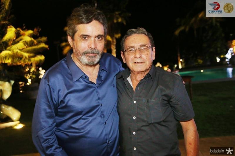Totonho Laprovitera e Tobias Navarro
