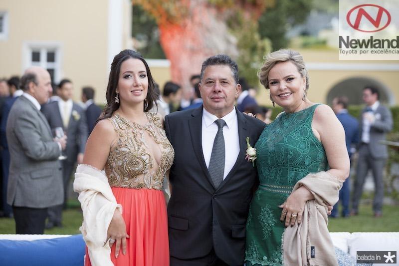 , Gerardo e Daniela Bastos