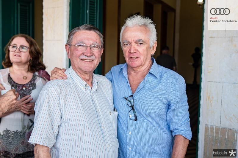 Humberto Ellery e Candido Couto