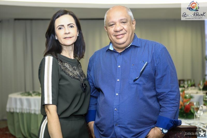 Mirian Pereira e Pedro Alfredo
