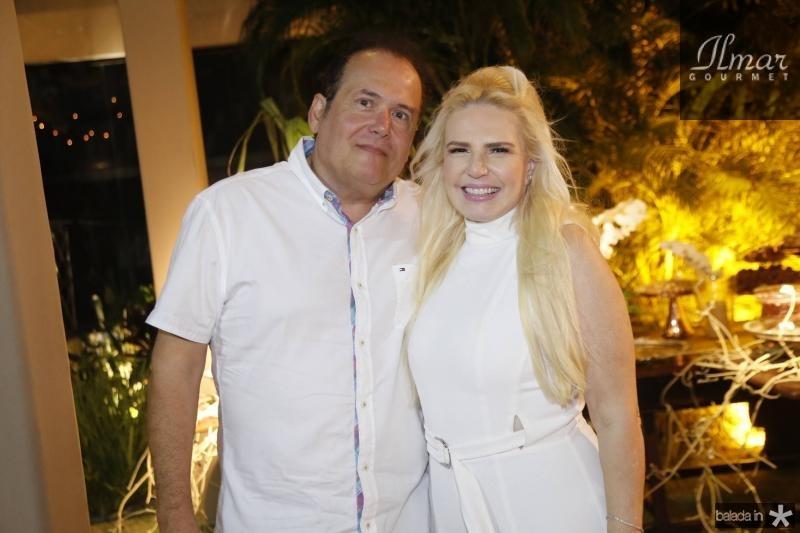 Angelo Figueiredo e Sandra Mourao