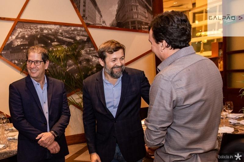 Severino Ramalho, Elcio Batista e Joao Mendonca