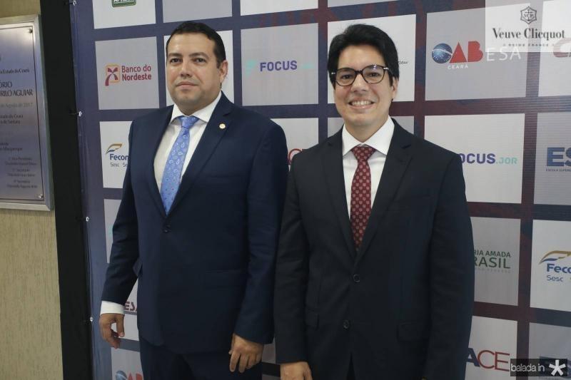 Willerson Matias e Andrei Aguiar