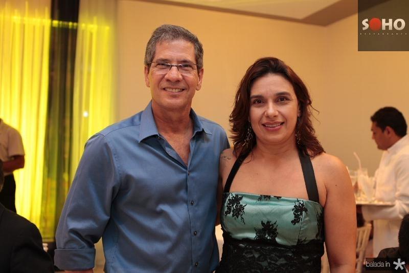 Neto e Isabella Ramalho