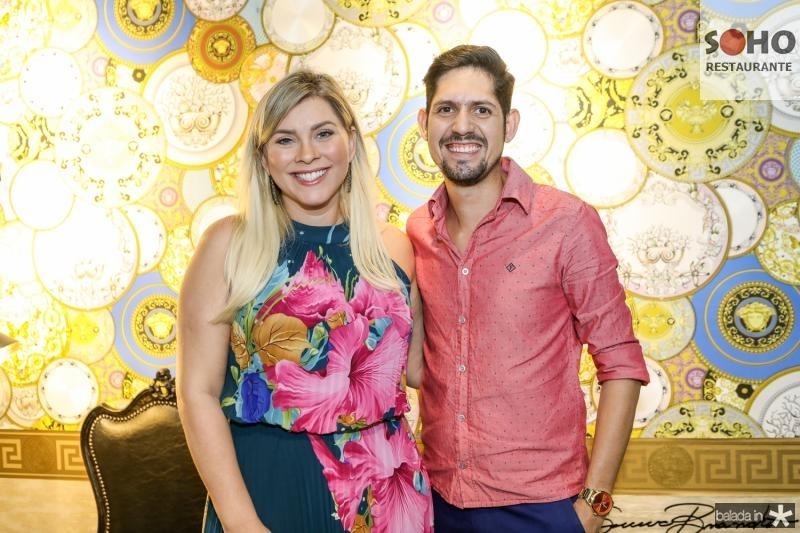 Genice Brandao e Carlos Fabricio