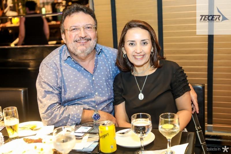 Lucio e Ligia Farias