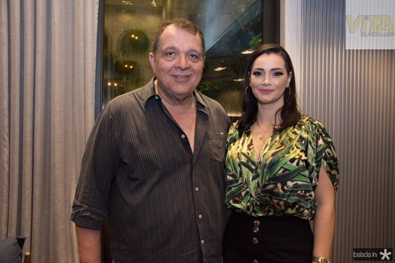Ricardo Aires de Moura e Kassia Renata