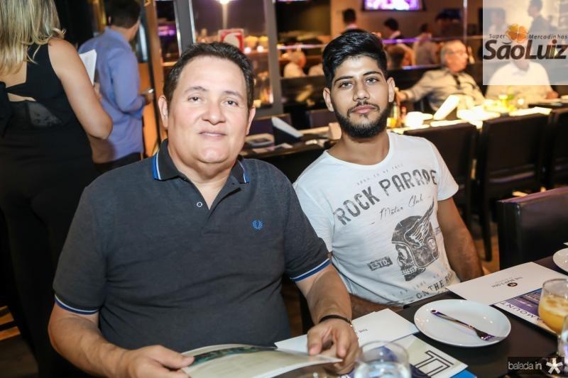Fernando Silveira e Caio Malveira