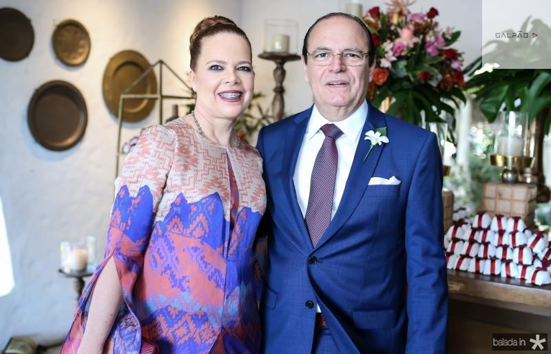 Isabela e Orlando Fonseca