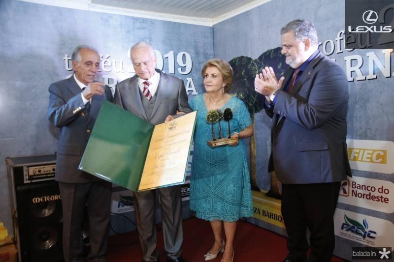 Joao Guimaraes, Paulo Barbosa, Ester Castro e Jorge bagdeve