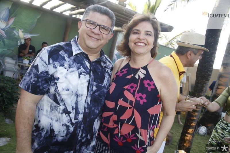 Henrique Silva e Adriana Marques