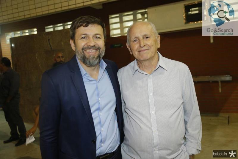 Elcio Batista e Francisco Souza