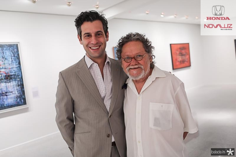 Giancarlo Hannud e Jose Tarcisio